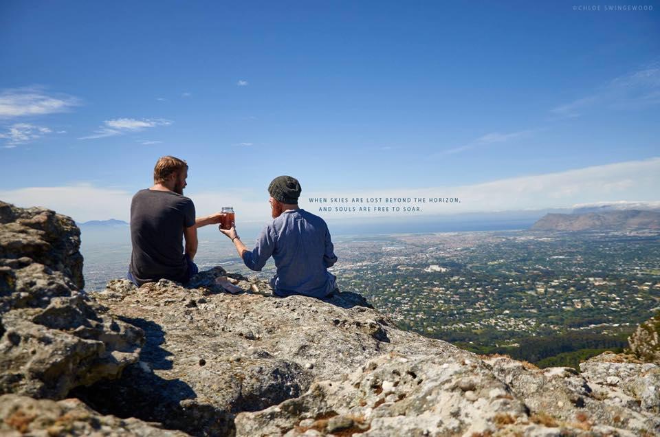 On Table Mountain